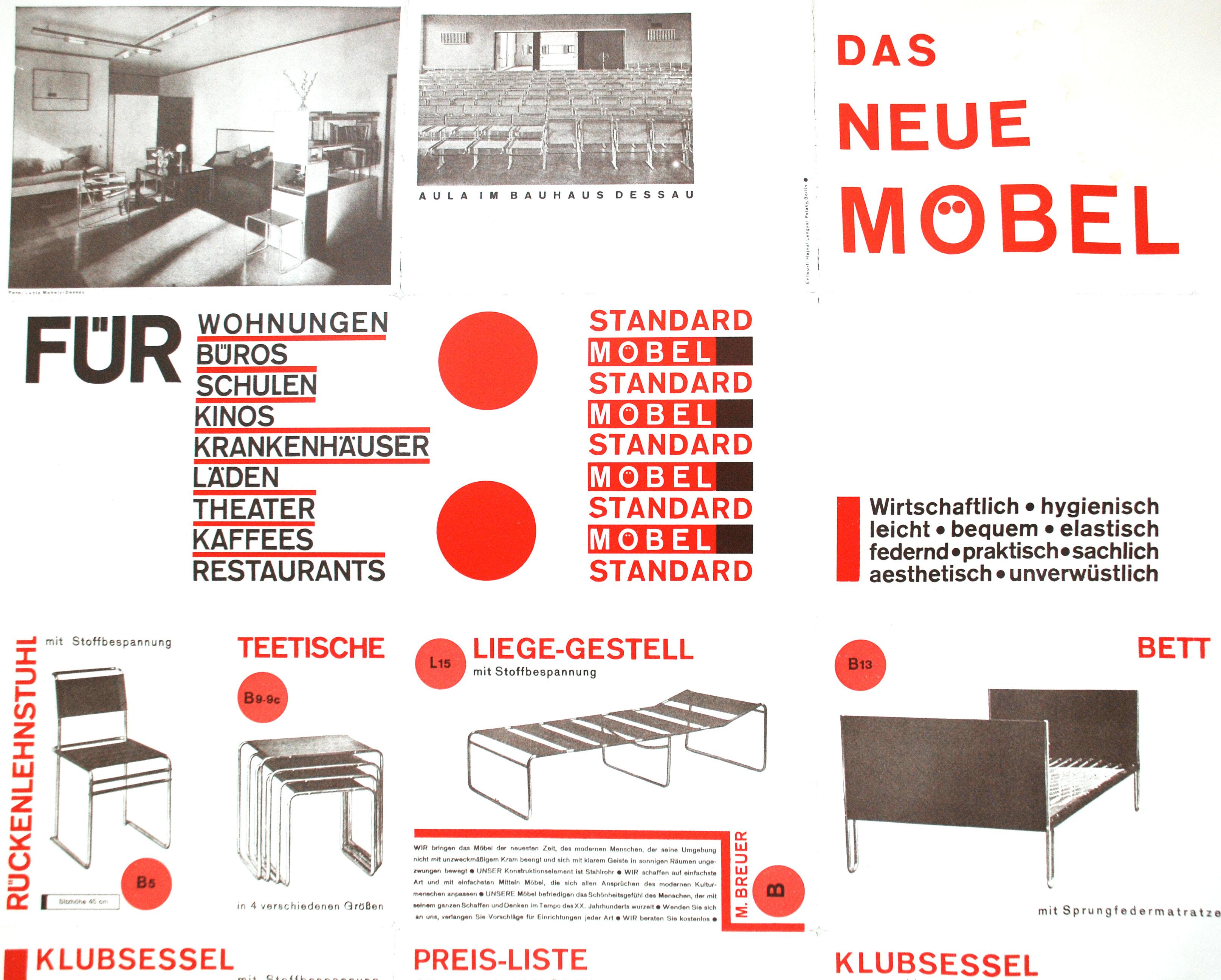 Zwischen Statement Und Inspiration 99 Jahre Bauhaus