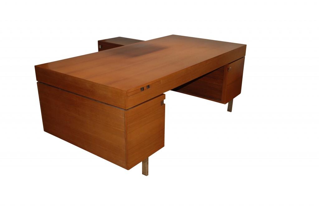 Schreibtisch 'büro neu form', Deutschland 1960er Jahre