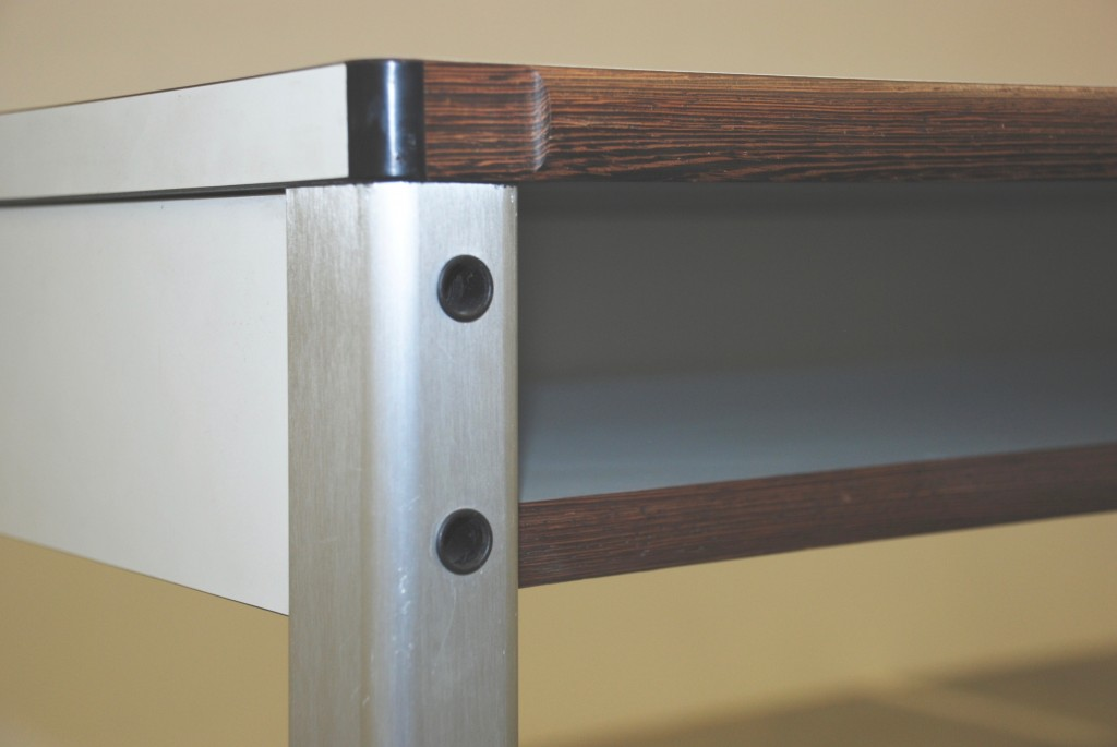 Schreibtisch mit Winkelplatte '570', Dieter Rams 1957