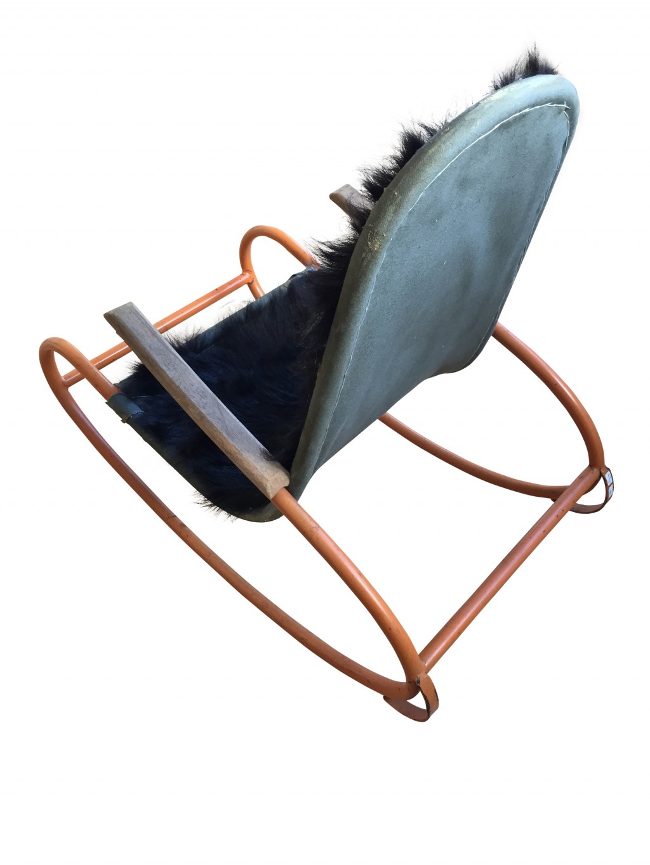 Kinderschaukelstuhl, 1950er Jahre