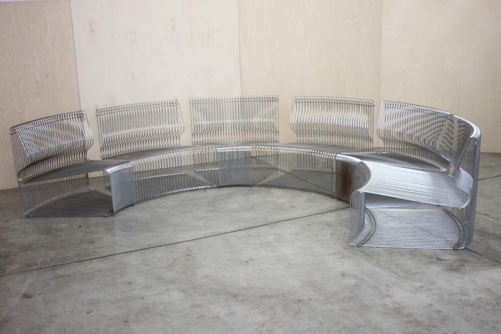 Sechs Module 'Pantonova', Verner Panton 1971