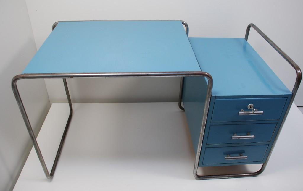 Schreibtisch 'B65', Marcel Breuer 1929