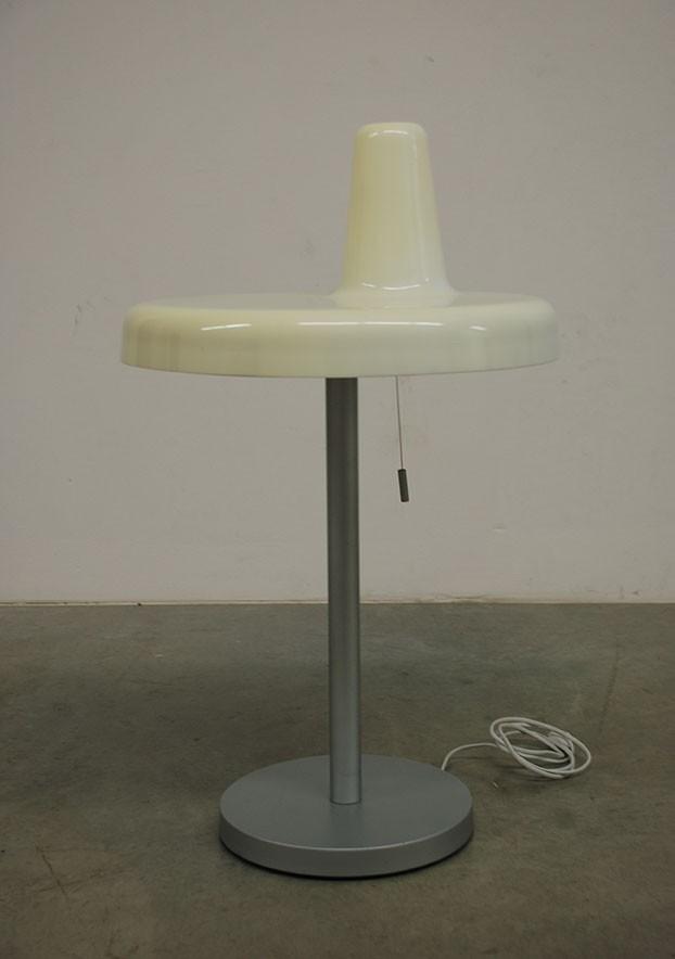 Tisch mit integrierter Leuchte 'lightable', Khodi Feiz 1998