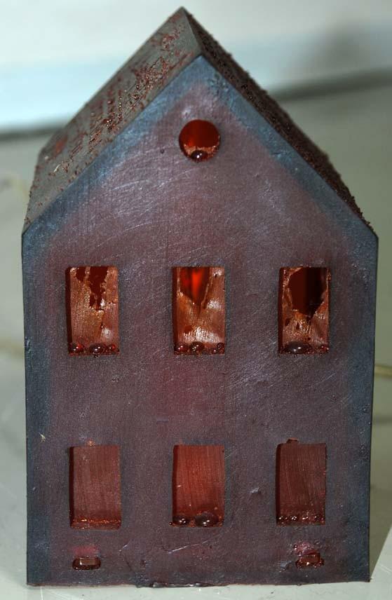 Tischleuchte 'Casa Fuego', Gaetano Pesce 2007