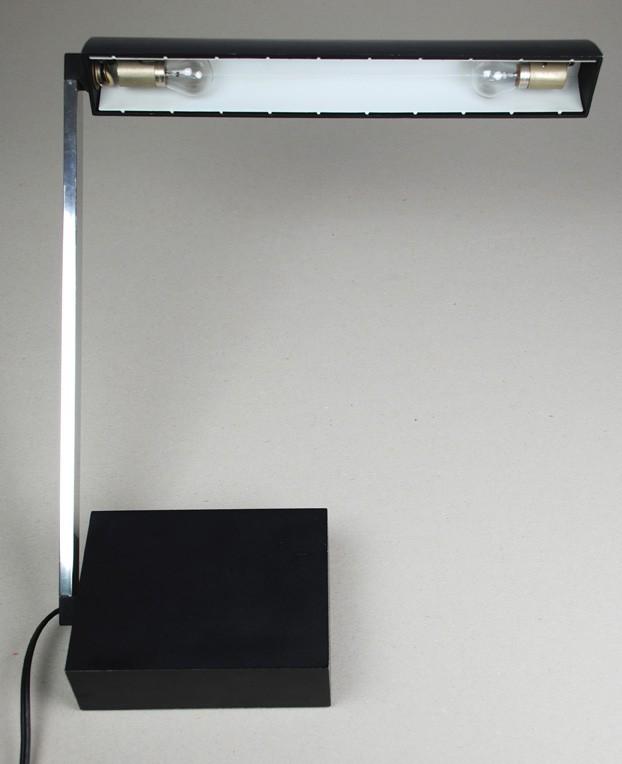 Tischleuchte 'baton', Entwurf Michael Lax 1967
