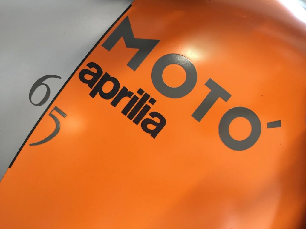 Motorrad 'Moto 6.5', Philippe Starck  1994