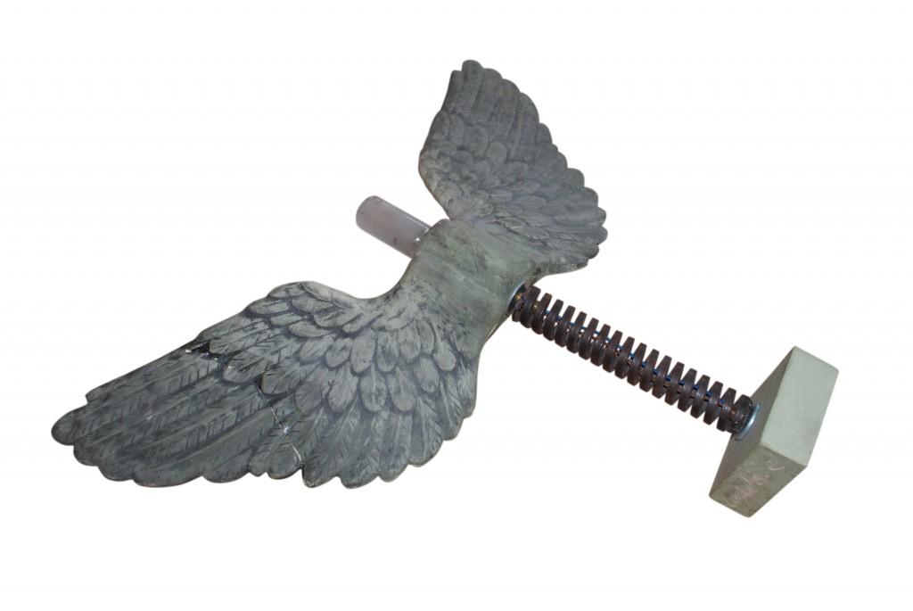 Wandleuchte 'Birds', Heike Mühlhaus 1989