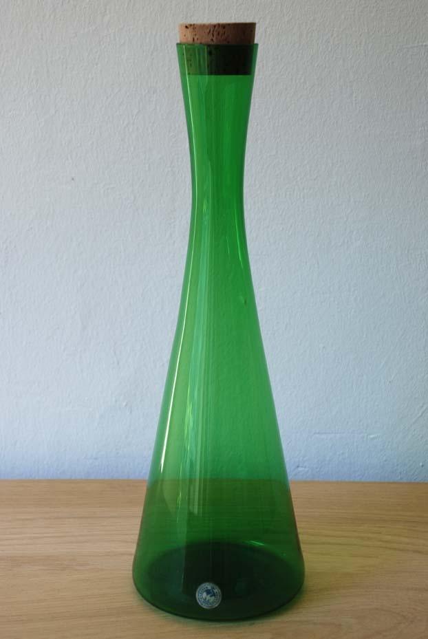 Flaschenvase, Per Lütken 1950er Jahre