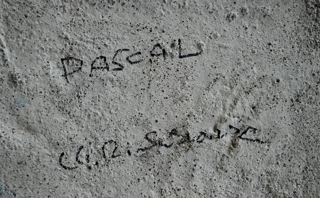 Hocker 'Pascal', Christoph R. Siebrasse 1992