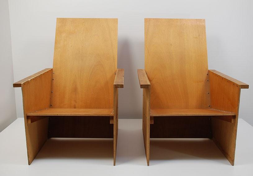 Sessel und Tisch, Johan Röing 1992