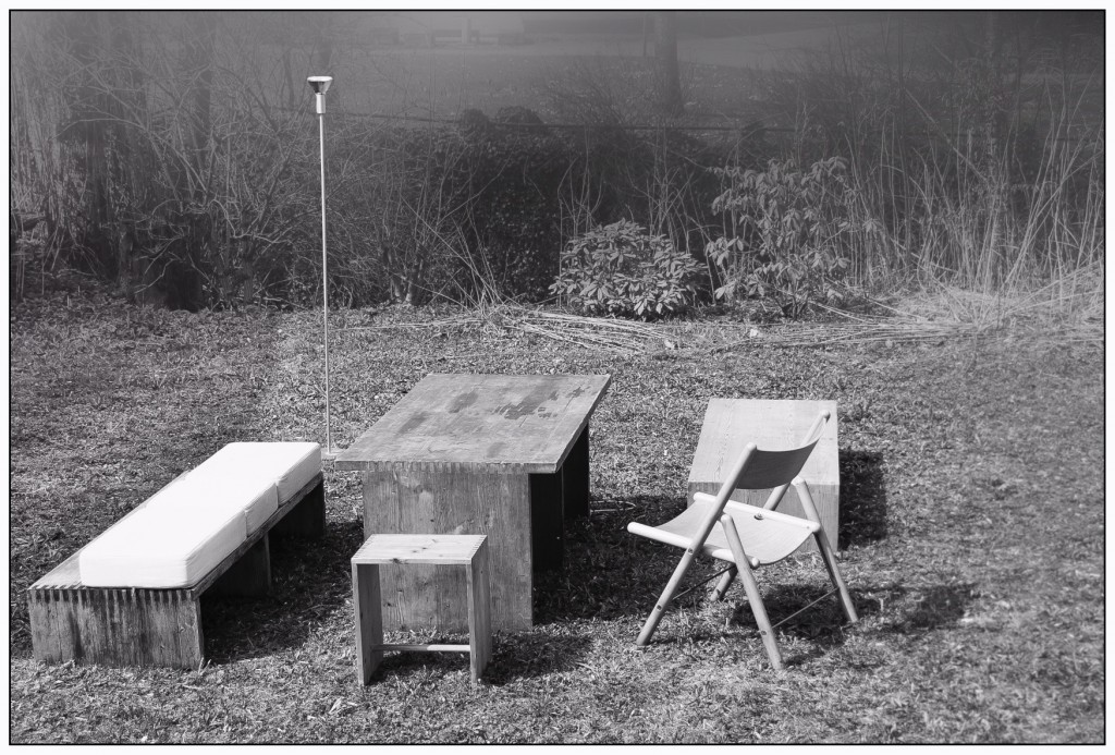Hocker 'Ulmer Hocker', Max Bill, Hans Gugelot, Paul Hildinger 1953
