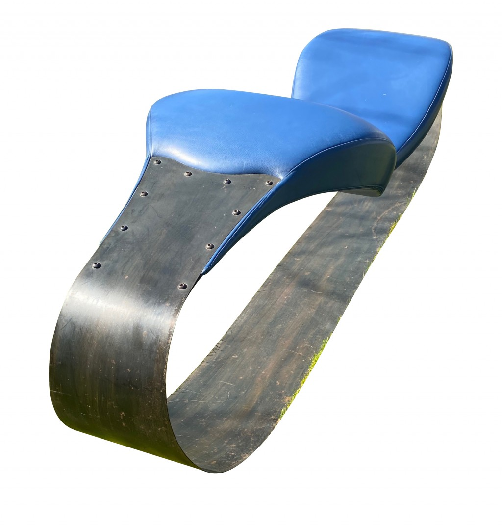 Daybed 'Spring', Ron Arad 1990