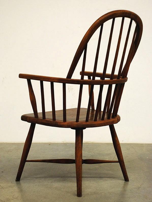 Armlehnstuhl, Windsor Stil, 1970er Jahre