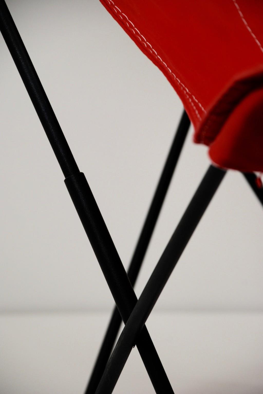 Sessel 'AA Butterfly chair', Ferrari-Hardoy, Juan Kurchan, Antonio Bonet 1951