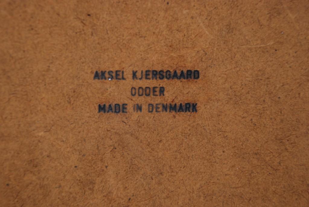 Wandspiegel, Aksel Kjersgaard 1960er Jahre