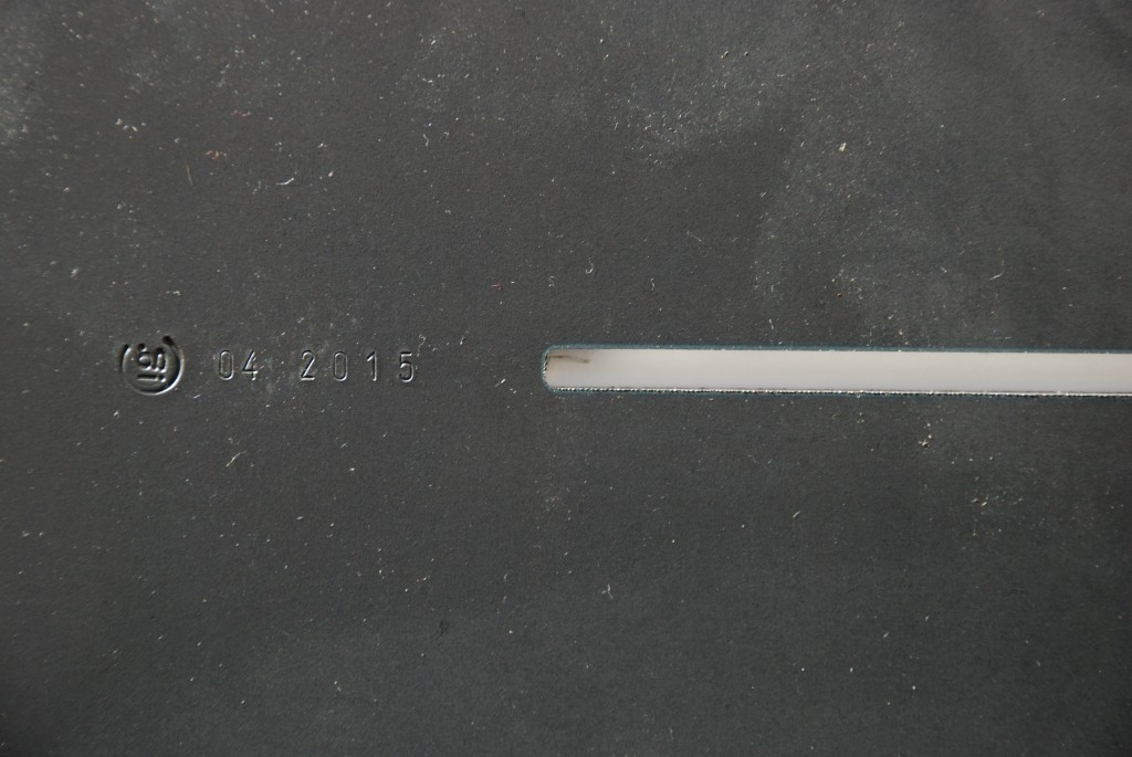 Kandelaber 'NauaHuni', Ingrid Gossner 1996