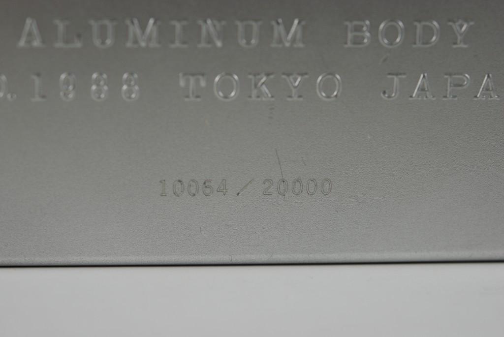 Kamera 'O-product', 1988