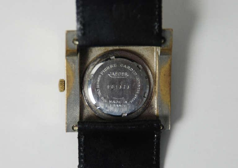 Armbanduhr, Pierre Cardin 1972