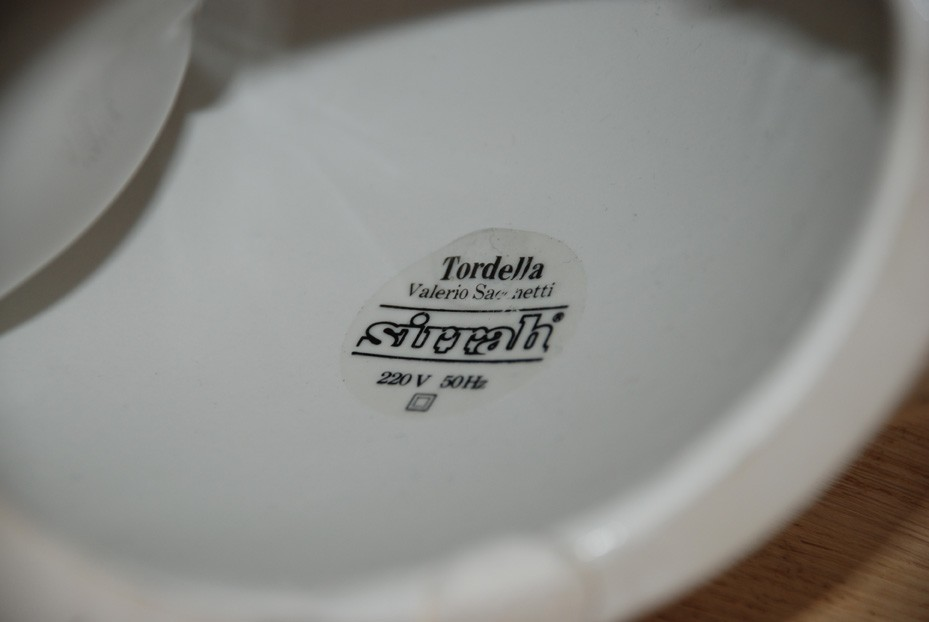 Tischleuchte 'Tordella', Valerio Sacchetti 1991