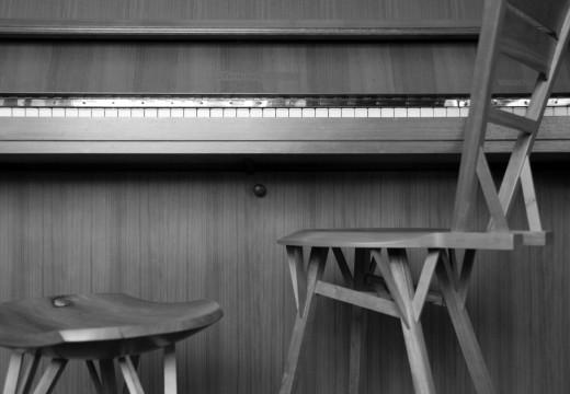 David Wolton stool & chair