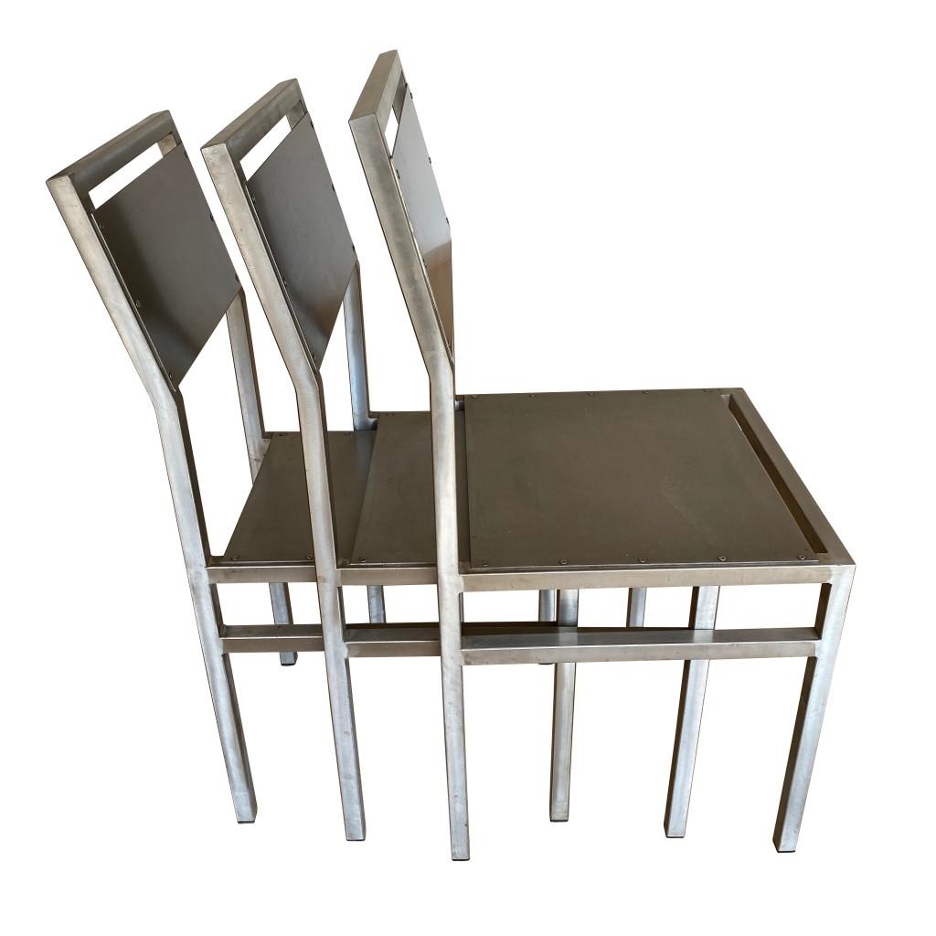 Sitzobjekt 'Russischer Stuhl', Christoph R. Siebrasse 1992