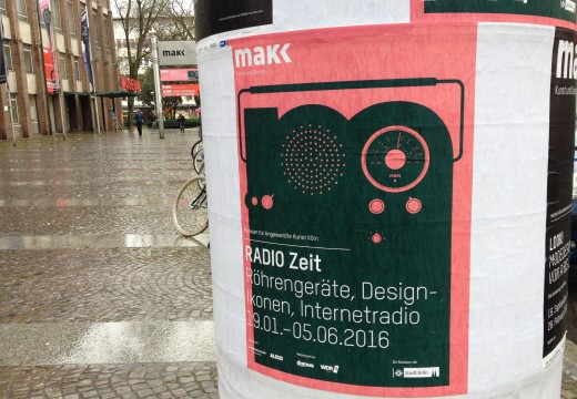 Design/ MAKK/  Köln